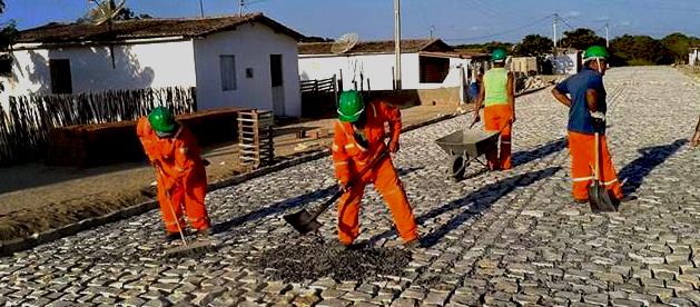Gestamp Wind social action in São Pedro, Brazil