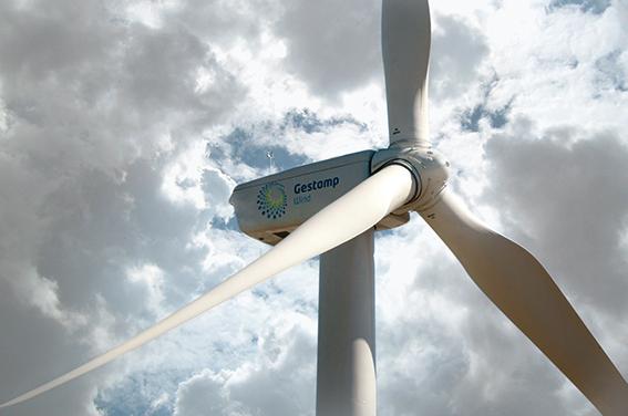 Gestamp Wind construye ocho nuevos parques eólicos en todo el mundo