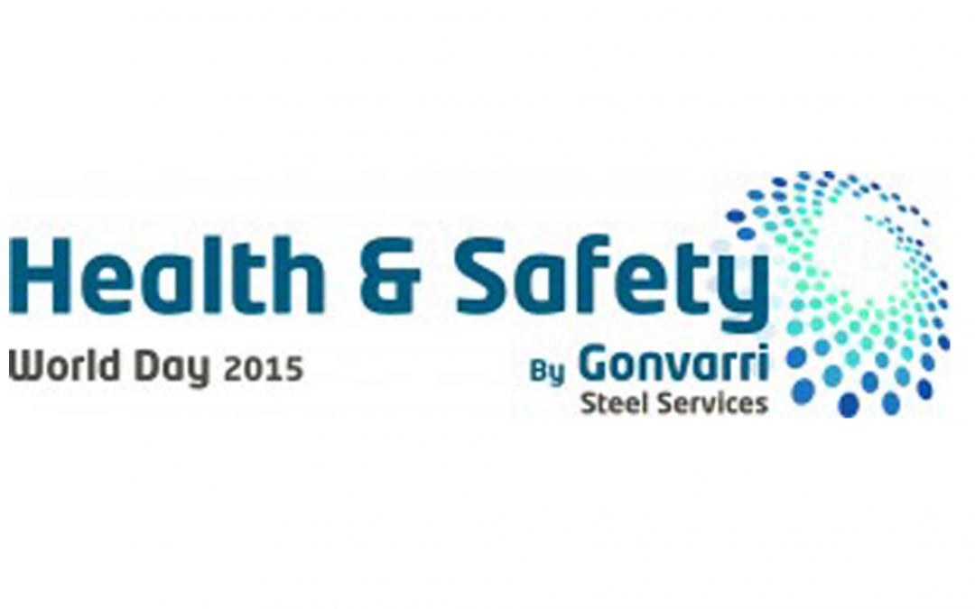 Gonvarri Steel Services celebra el Día Mundial de la Seguridad y la Salud en el Trabajo