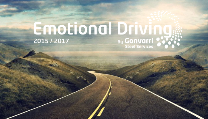 "Gonvarri Steel Services launches its Road Safety campaign ""Emotional Driving Challenge"""