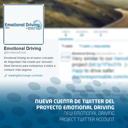 Find out the new Emotional Driving Twitter profile