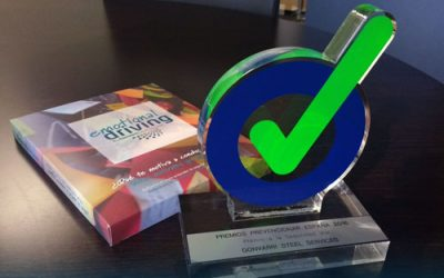 Emotional Driving receives Prevencionar award as best project on Road Safety