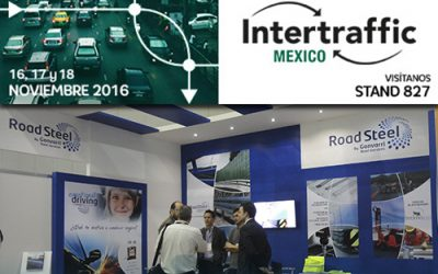 Road Steel participa en Intertraffic México