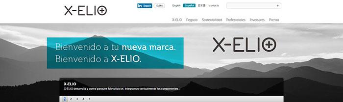 (Español) Ya está disponible la web de X-ELIO