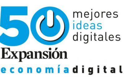 Digital Talent Award in the 2nd Edition of Expansión 50 Best Digital Ideas
