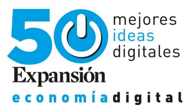 Premio Talento Digital en la II Edición de las 50 Mejores Ideas Digitales de Expansión